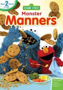 Fun Learning Manners with Sesame Street: Monster Manners – Reader Giveaway