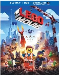 The LEGO Movie Arrives on Blu-Ray – Create Your Own Video + Reader Giveaway