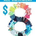 All Crazy 8 Swimwear only $8! Today Only!