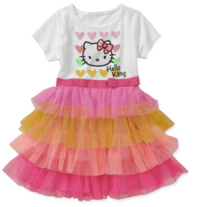 Hello Kitty Clothing on Clearance Starting at Only $6