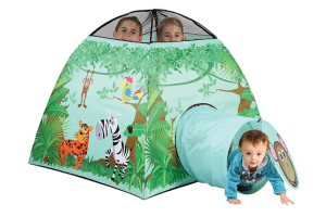 Jungle Animal Play Tent Only $24.99 (Reg. $89.90) + FREE Shipping!