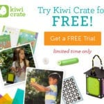 Try Kiwi Crate for FREE – Fun Learning Crafts for Kids
