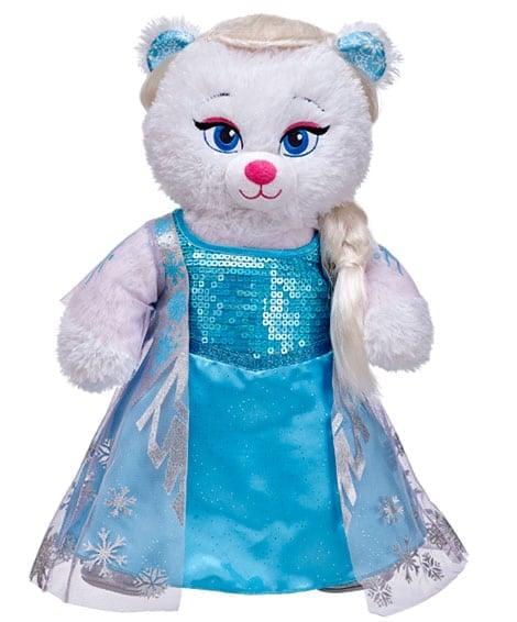 Disney Frozen Elsa Build-aBear