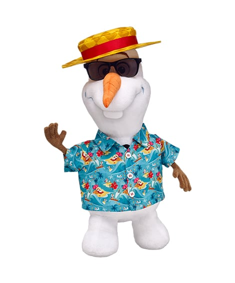 Disney Frozen Olaf Build-a-Bear