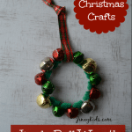 Jingle Bell Wreath Ornament – Easy Craft