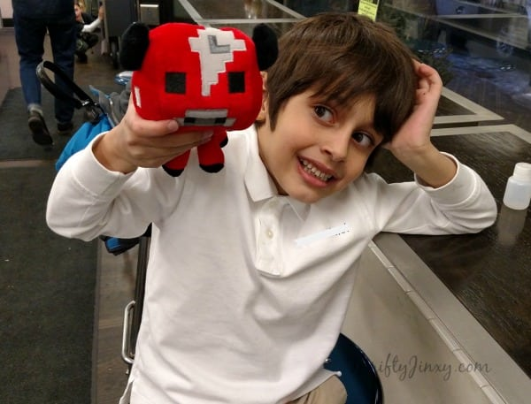Minecraft Plush Toy