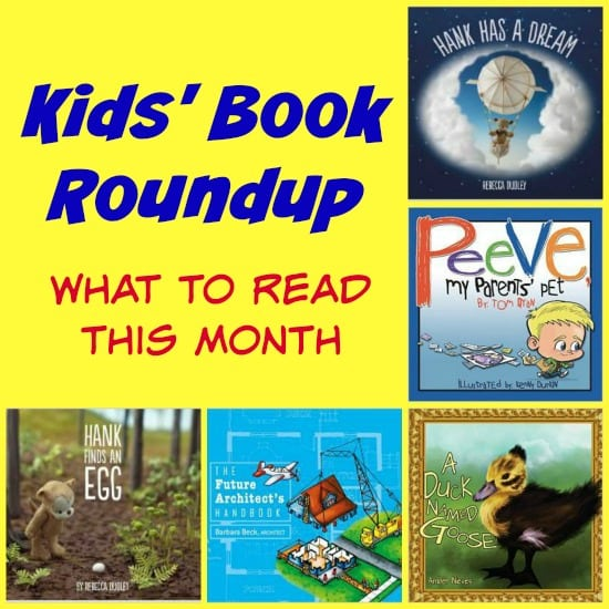 Kids Book Roundup