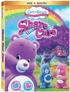 Care Bears Share Your Care DVD Reader Giveaway