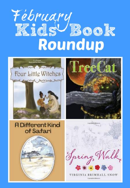 February Kids Book Roundup