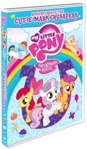 My Little Pony Adventures Of The Cutie Mark Crusaders DVD Giveaway