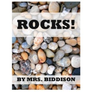 FREE ROCKS! Sight Word Book Printable for Emerging Readers