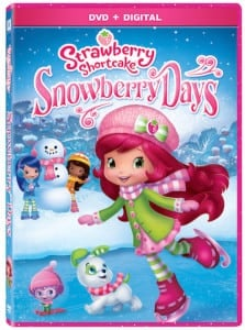 NEW Strawberry Shortcake: Snowberry Days DVD – Reader Giveaway