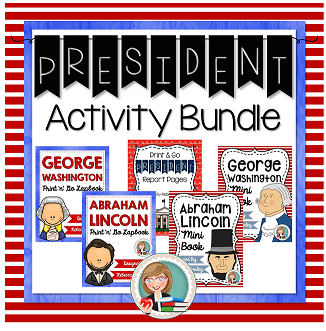 us-president-activity-bundle