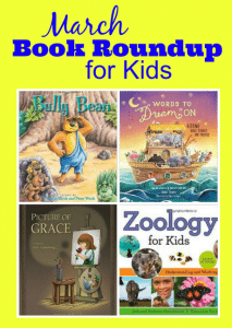 March Book Roundup with Reader Giveaway