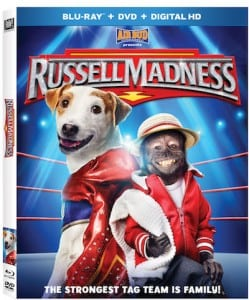 Hey Air Bud Fans: Here Comes RUSSELL MADNESS! Printable Activity Sheets + Reader Giveaway