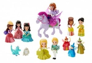 Disney Sofia The First Royal Prep Academy Doll Gift Pack only $29.12 (Reg. $39.99)
