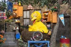 Sesame Street Changes Its Iconic Set for Season 46