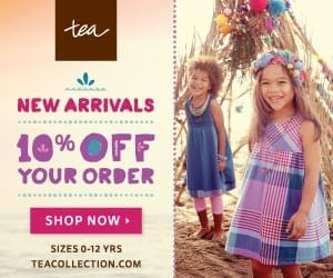 Tea Collection's New Styles from the Madras Coast