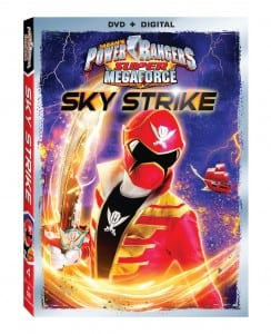 Power Rangers Super Megaforce: Sky Strike Reader Giveaway!