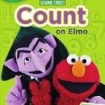 Sesame Street: Count on Elmo DVD Reader Giveaway!