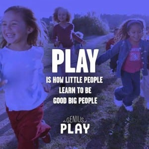The Importance Of Encouraging Kids To Play