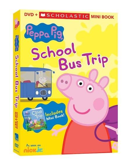 Peppa Pig- School Bus Trip