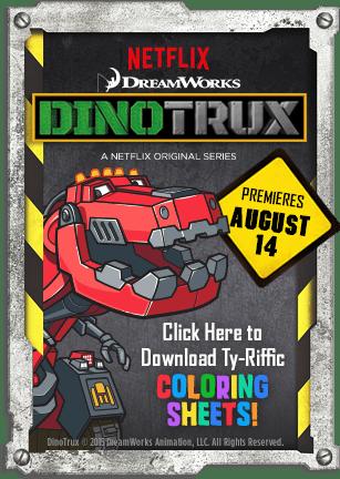 Dinosaur Coloring Sheets