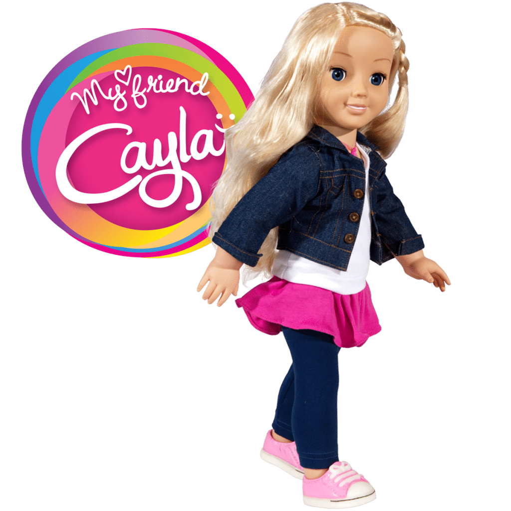 My Friend Cayla Review Giveaway