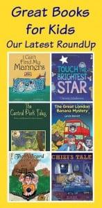November Kids Book Roundup
