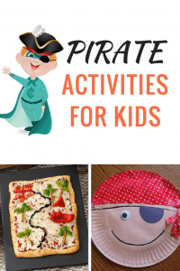 Pirate Activities for Kids Perfect for Talk Like a Pirate Day!