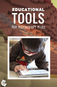 Educational Tools for Minecraft Kids