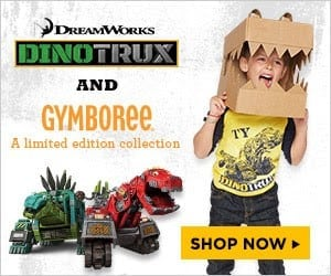 Introducing Gymboree's Exclusive Dinotrux Collection!