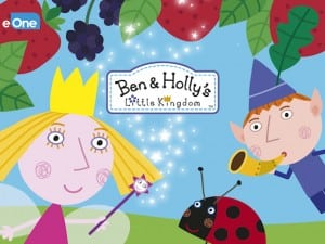 Ben and Holly's Little Kingdom Coming to Nick Jr.