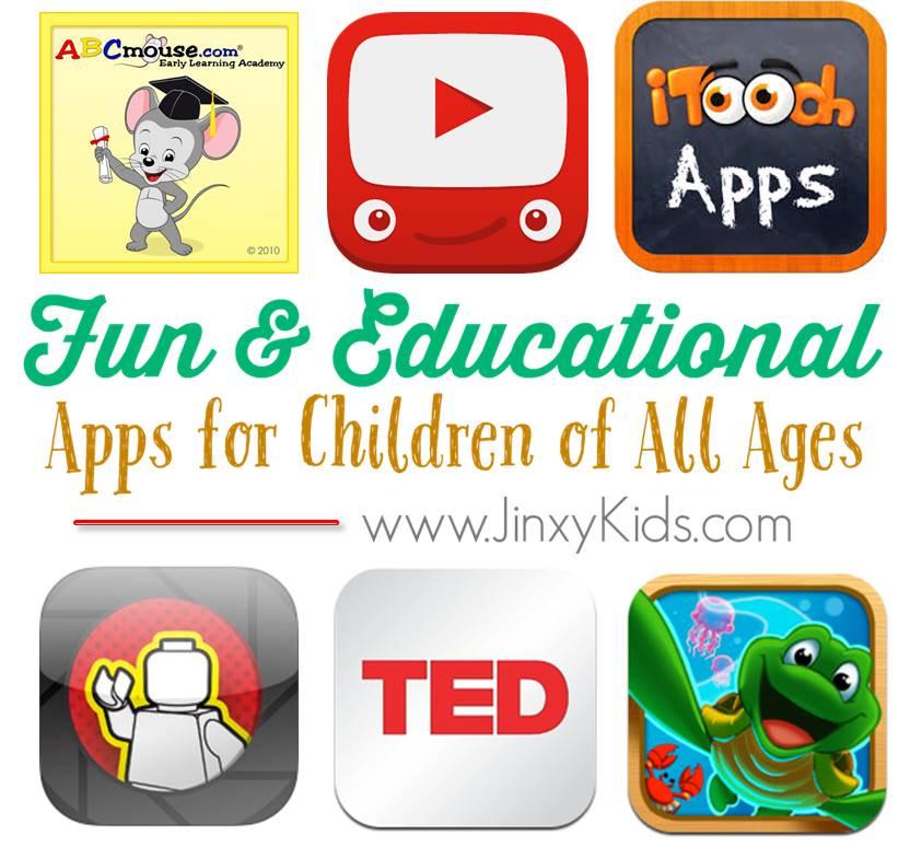 Best Educational Apps for Kids