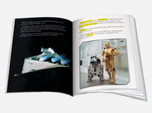 Star Wars Personalized Books are Awesome