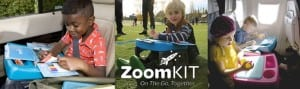 ZoomKIT: Keep your Children Safe, Entertained, and Happy While Traveling