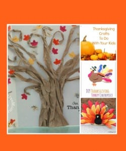 Fun Thanksgiving Crafts to Do with Your Kids