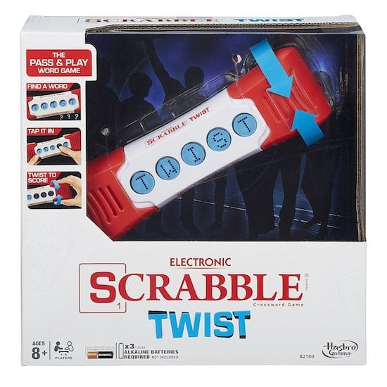 Scrabble Twist Game Review
