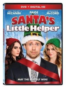 Santa's Little Helper on DVD Reader Giveaway