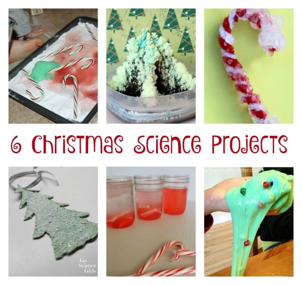 6 Christmas Science Projects to Try This Season