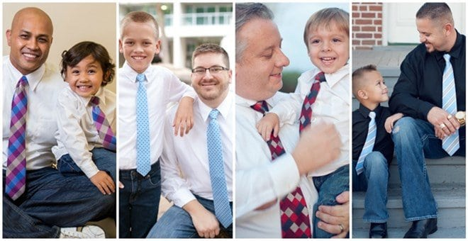 Daddy & Me Ties - Adorable Ties for Fathers and Sons