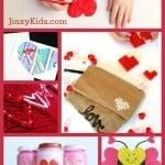 15 Valentine's Day Crafts for Kids