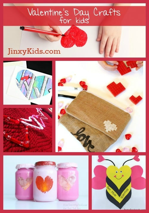 Valentine's Day Crafts for Kids (1)
