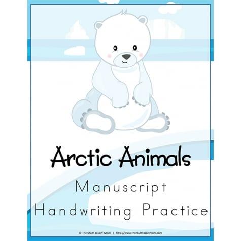 handwriting practice worksheets