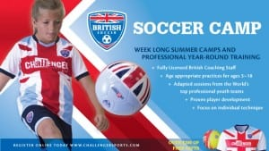 British Soccer Camp – Enroll Your Kids Now!