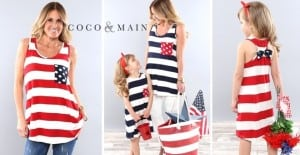 Coco and Main Mommy and Me Patriotic Outfits – So Cute!