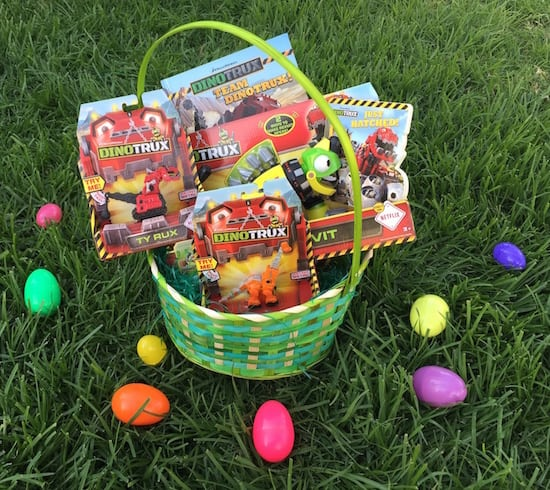 New dinotrux characters for season 2 reader giveaway jinxy kids dinotrux easter basket giveaway negle Gallery