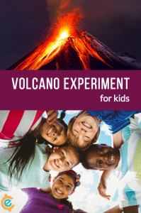 DIY Volcano Experiment for Kids