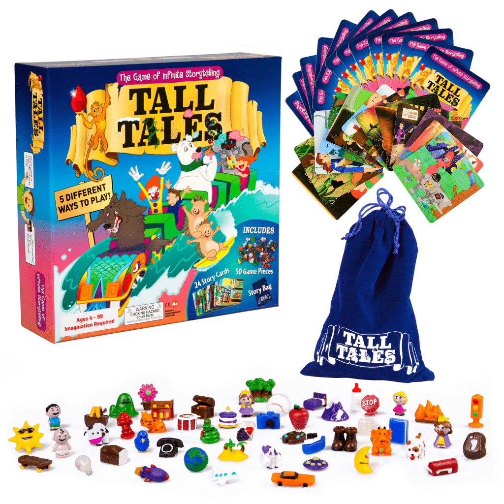 Review Tall Tales Game