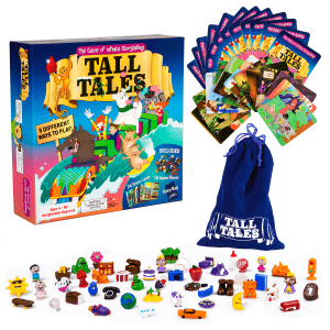 Review: Tall Tales Game – Imagination Required!